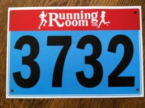Resolution Run Bib Number