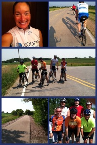 What a great way to spend the day...with great friends, doing what I love...riding bikes!!