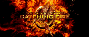 """Going to the movie theatre...I can't remember the last movie I saw in the theatre!!  In my opinion, """"Catching Fire"""" was a great movie and with great company...The Iron Hippie and a dear friend, Kori."""