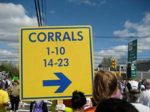 Time to head to my corral...