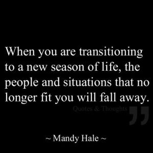 life transitions