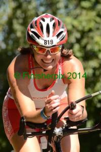 Still Smiling...photo courtesy of Finisherpix