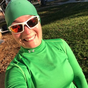 Finally a run that felt good post Ironman Wisconsin!!  7+ miles at a sub 9 min/mile pace...I'll take it!!