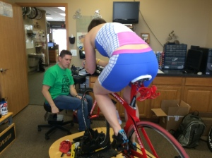 Bike fit love
