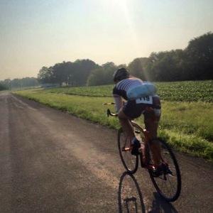 Riding through Iowa's beauty!!