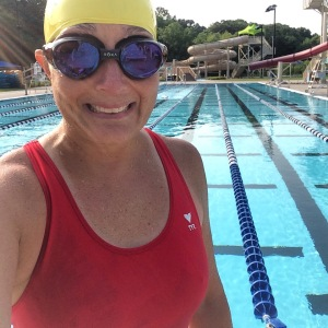 Last big swim before Ironman Boulder
