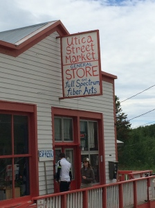 Utica Street Market in Ward loves it's cyclists. If you are in the area, stop in and support this great little shop!!