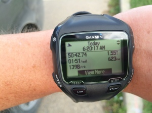 OWS in the Boulder Res was faster than my IMWI pace last year...hmmm...maybe IMBoulder will be a PR swim.