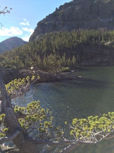 Loch Lake, CO...Loving the hike!