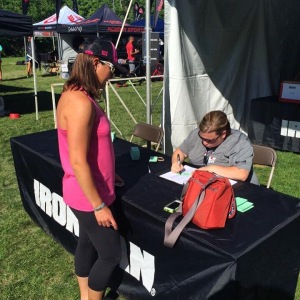 Getting Registered for Ironman Boulder