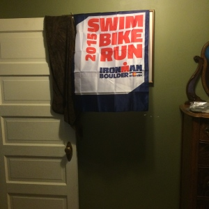 I even have the Ironman Boulder SBR flag up in my room :)