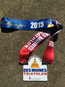 Des Moines Olympic-distance Triathlon a success!