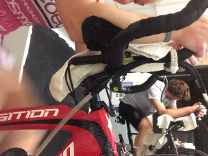 FTP test is the perfect start to Thanksgiving day!