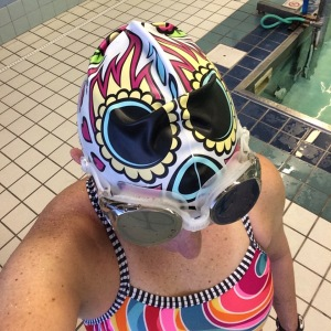 Fun new swim caps for swim motivation and more #swimlove