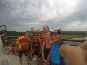 The Iron Hippie's Birthday Century Ride