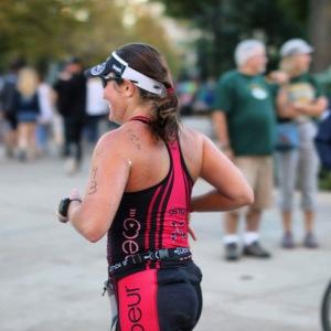 Running strong! Photo Credit: Erin Klegstad